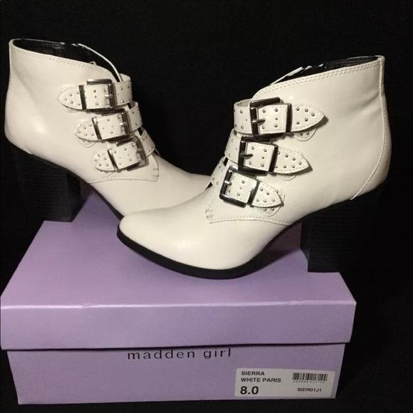 7c356a537ba Madden Girl Sierra Paris Boots
